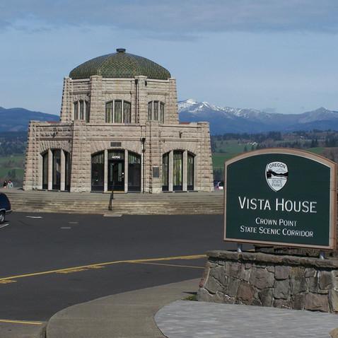 Crown Point (Vista House)