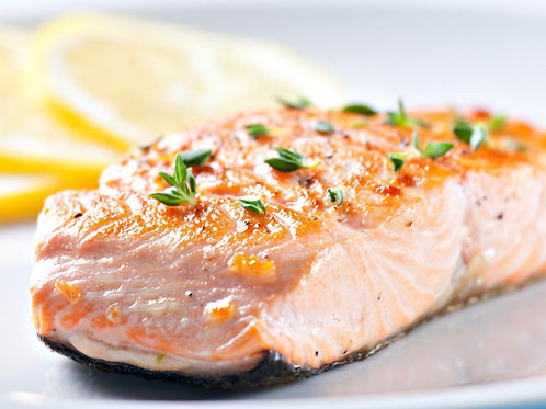 Roasted King Salmon with Béarnaise Sauce,Dinner for (2)