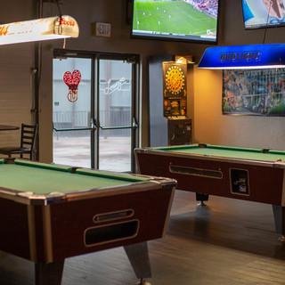 Pool Tables at MJbarle