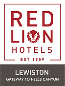 Red Lion Hotels Lewiston logo