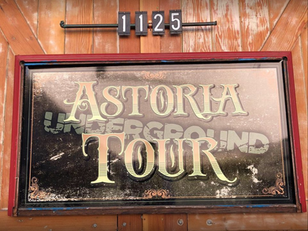 Astoria Underground Tours
