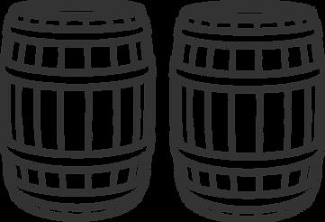 Two Barrels Grey