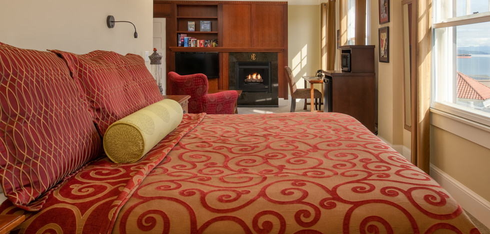 Executive Club Suite Bed