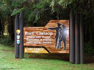 Lewis & Clark National Historic Parks
