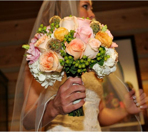 Bride at Heathman Lodge