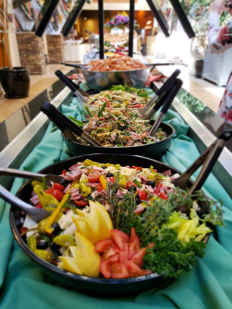 salad bar catering