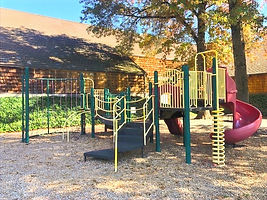 Playground area at West Hills