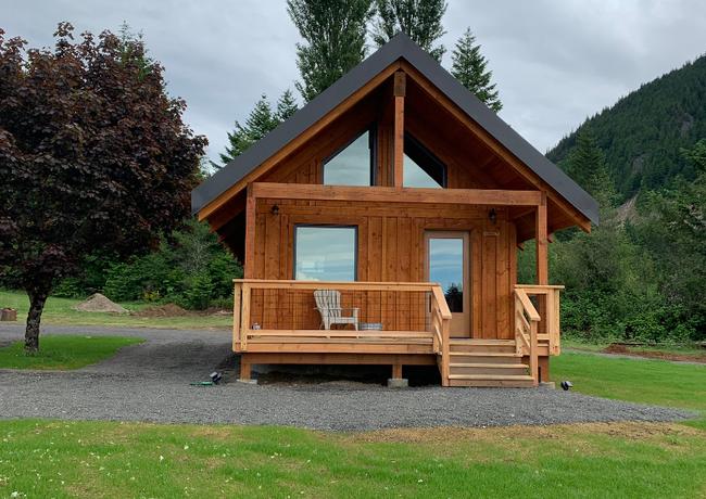 Cabin Suite Exterior