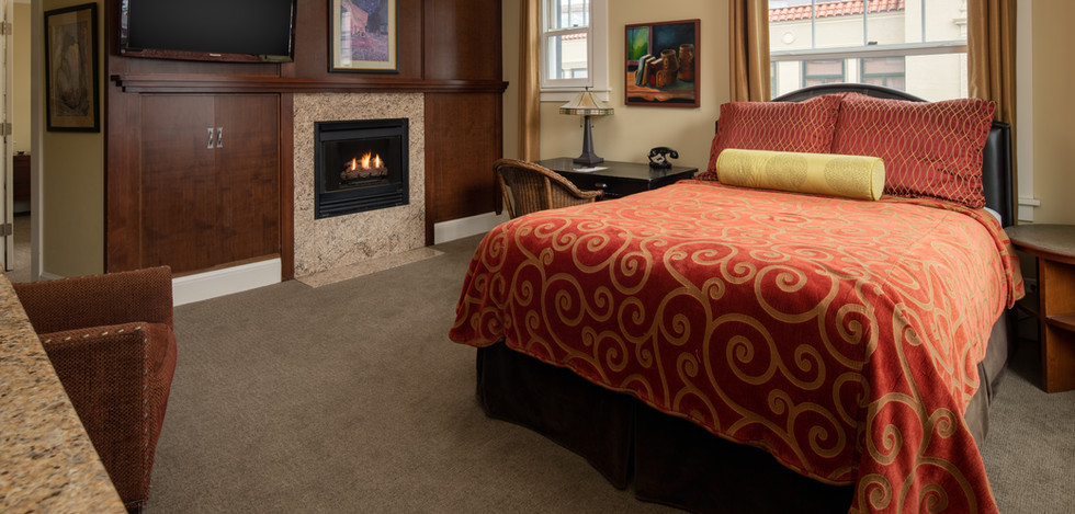Double Bedded Suite Master