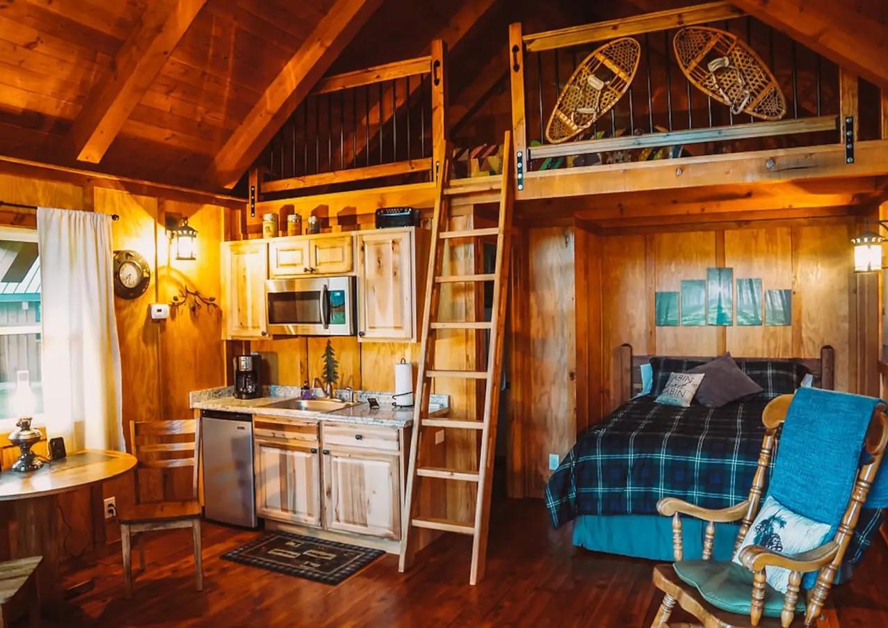 Cabin 3 Interior