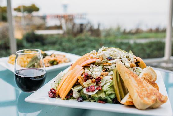 Washington Apple + Pear Salad