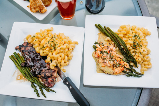 Steak and Chicken Entrees
