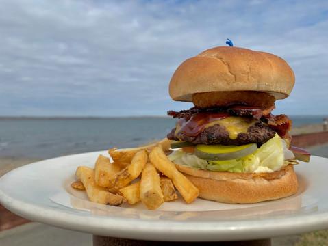 Hickory Bacon Burger