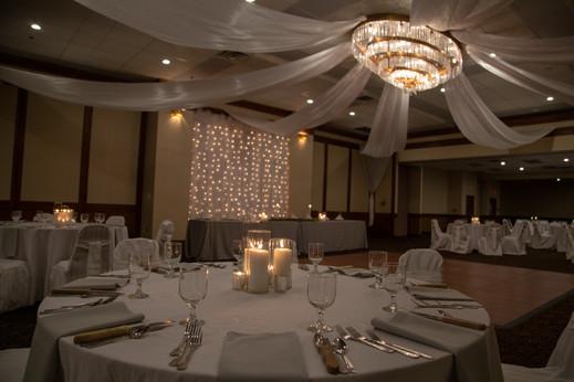 Ballroom at Hells Canyon Grand Hotel