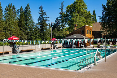West Hills outdoor heated pool