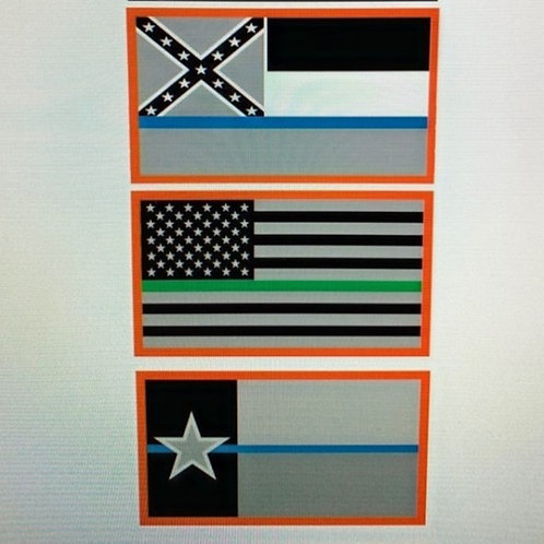 WTFrs Flag Patches