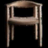 Chaise en bois au design scandinave classique, PP501 designer Hans Wegner