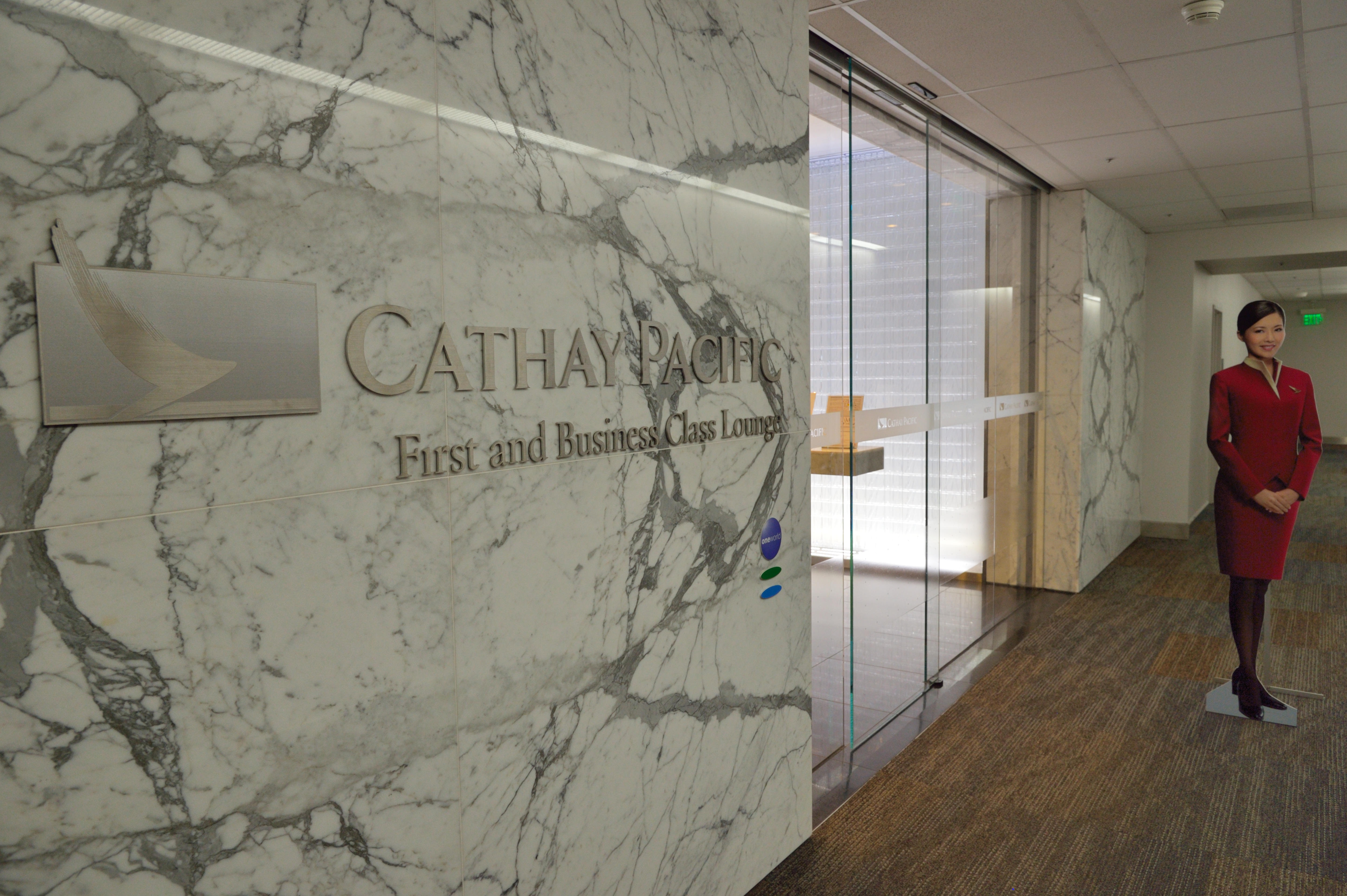 Business Travel with Cathay Pacific