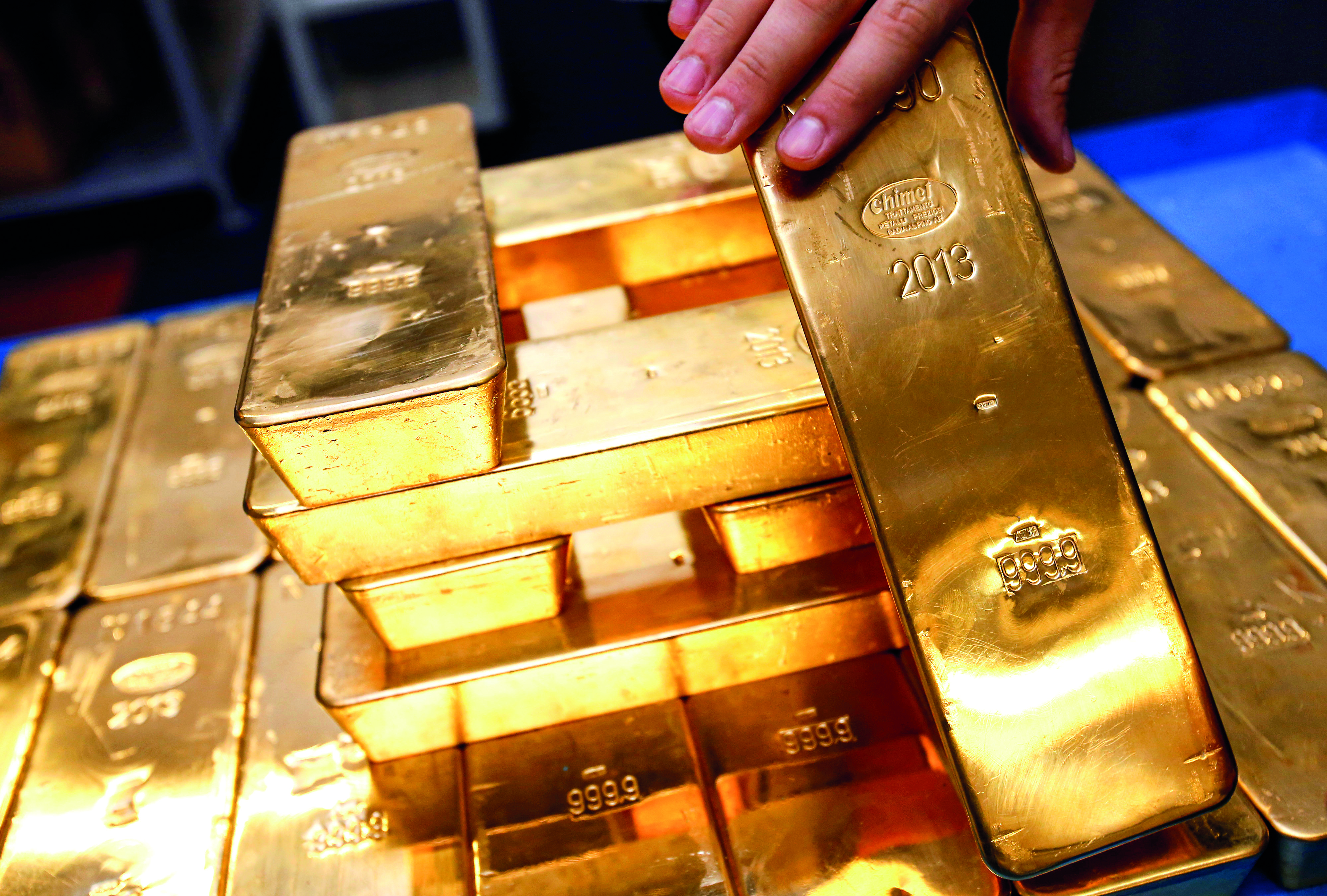 The Outperformance of Gold