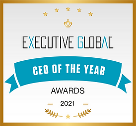 CEO of the Year Awards Logo (Square, Tro
