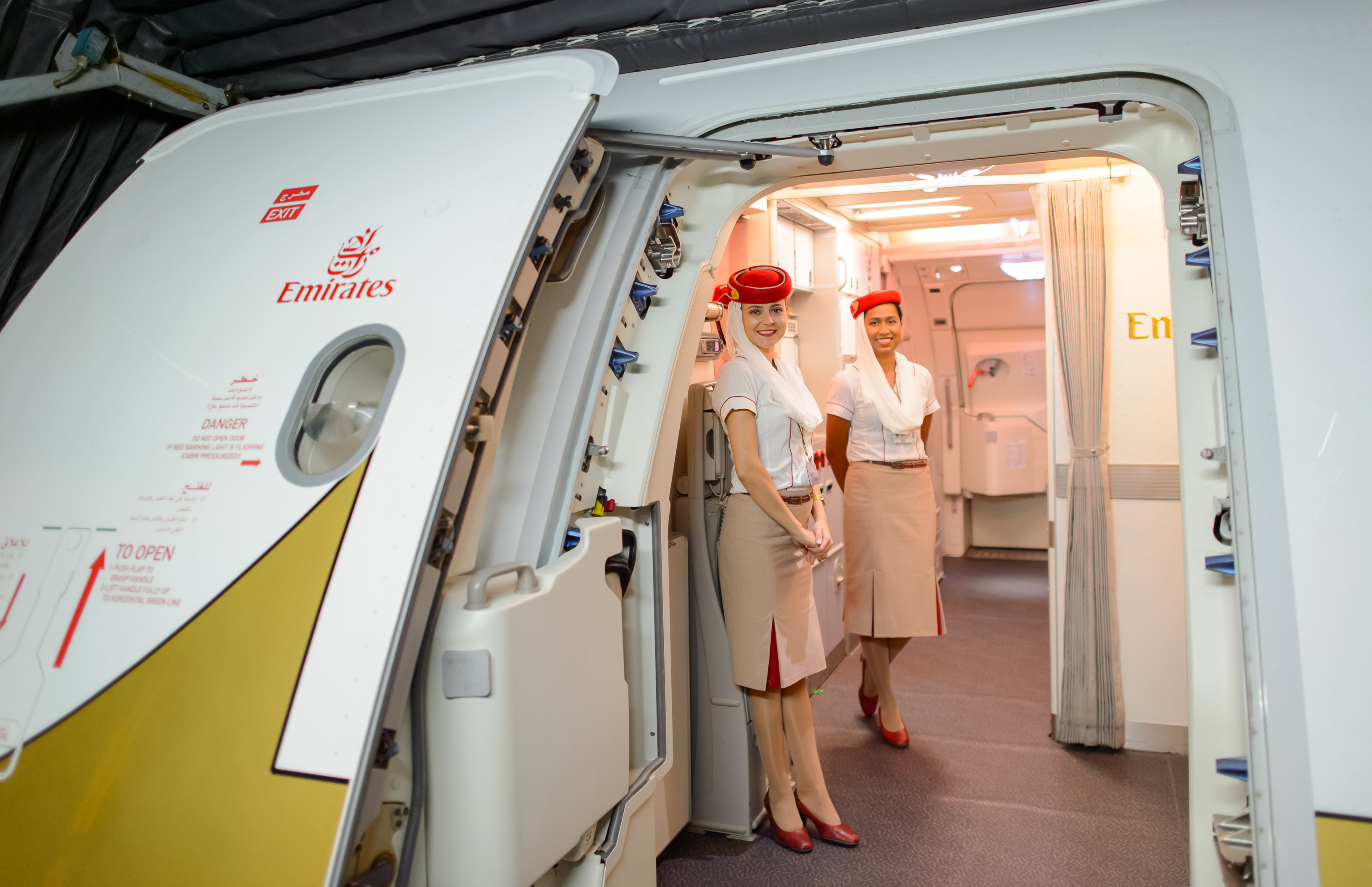 Fly in Style with Emirates