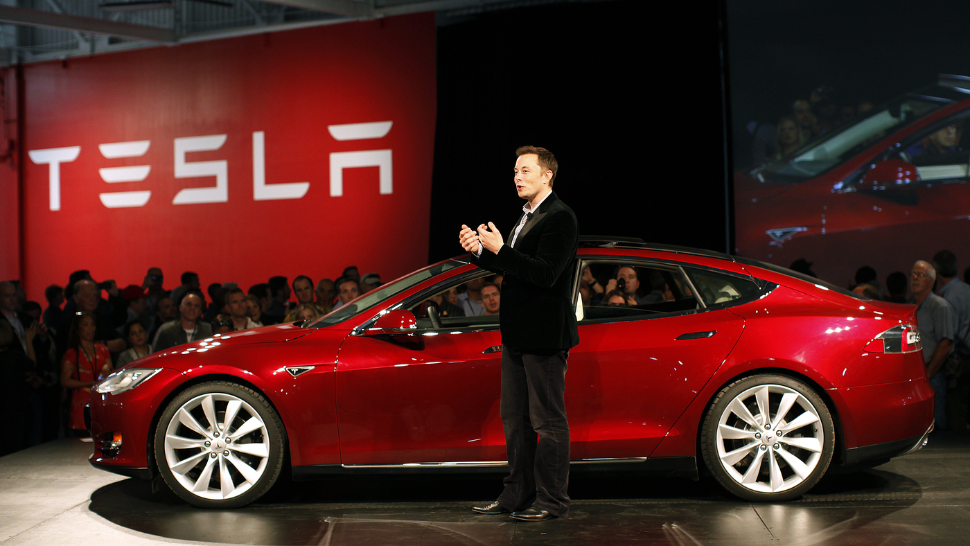 Tesla Gives Away Patents