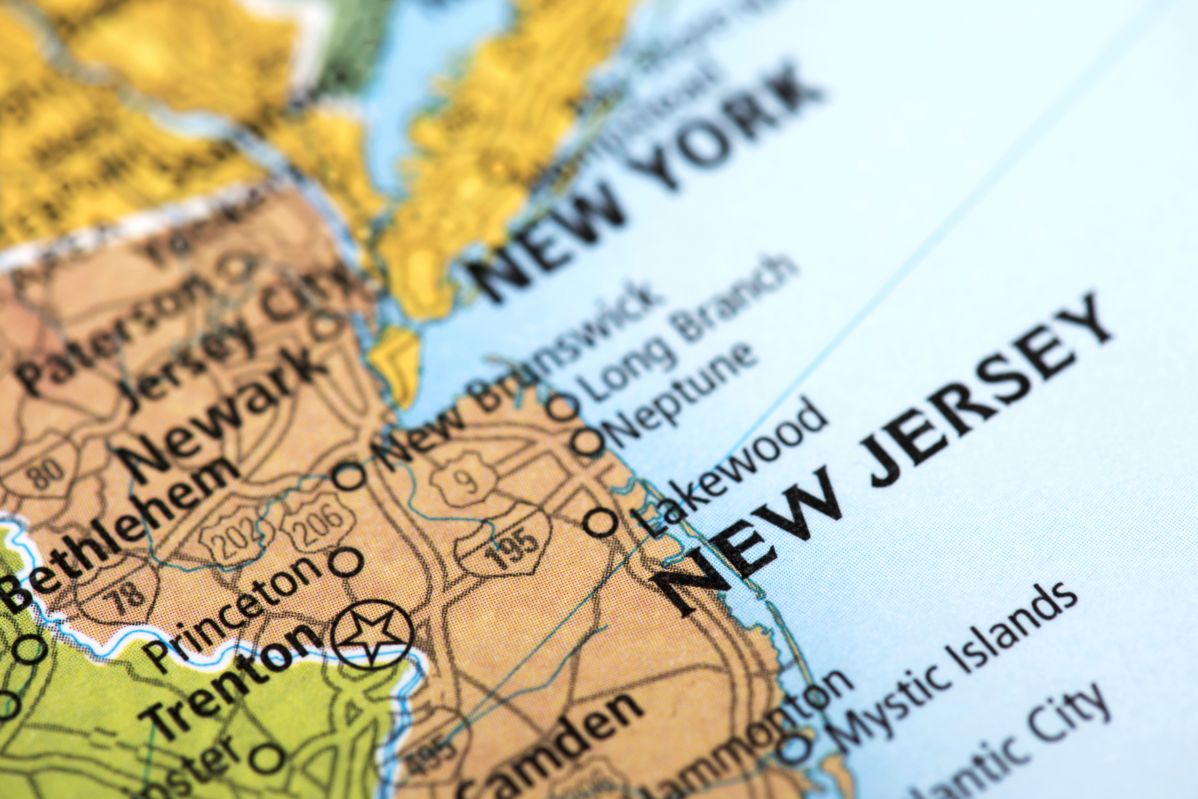 Business Relocation New Jersey