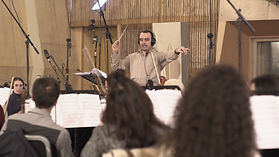 Conductor, Sergey Smbatyan about ready t