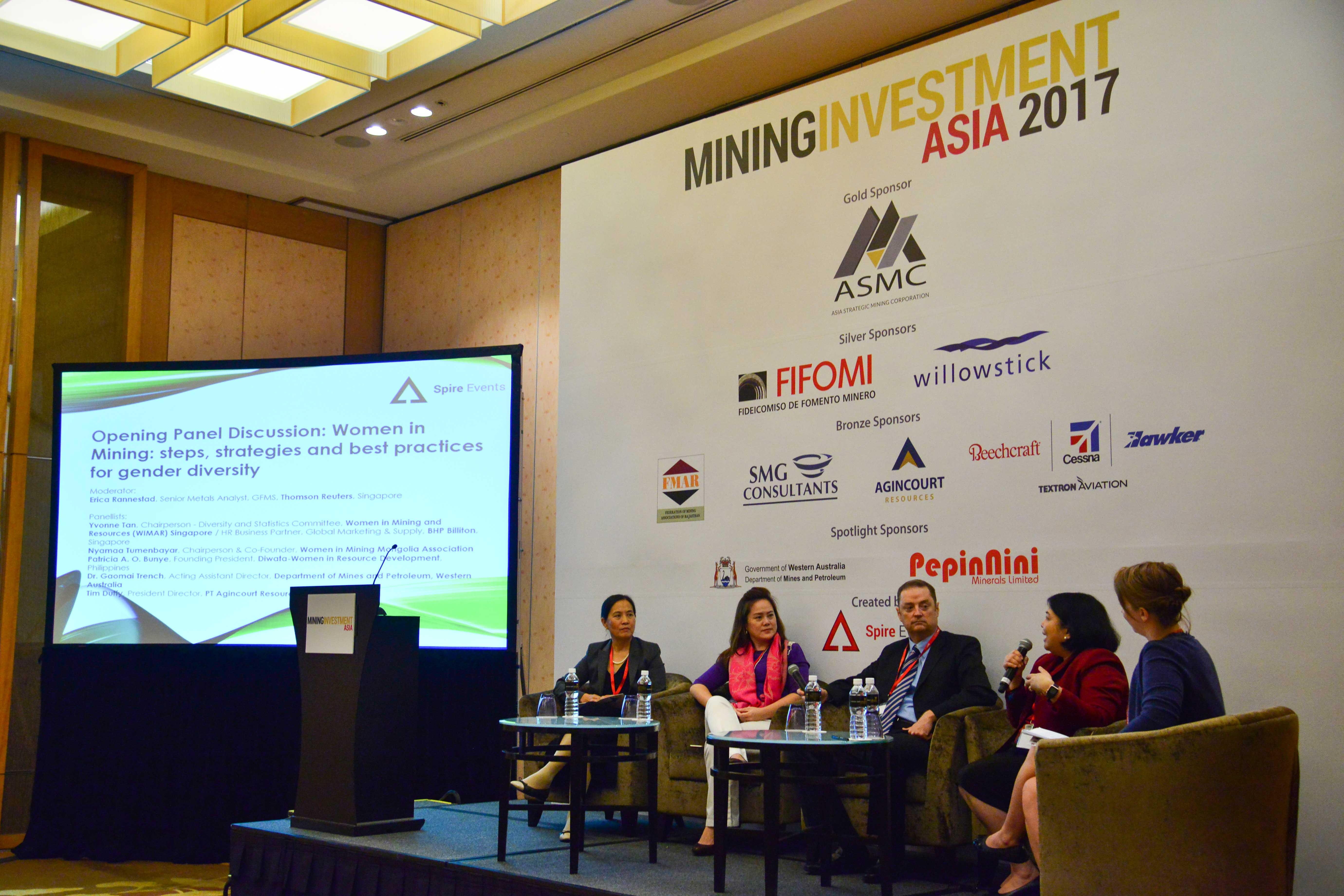 4th Mining Investment Asia Returns