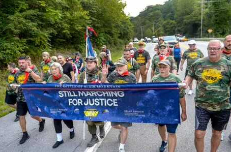 100th Anniversary of the Battle of Blair Mountain