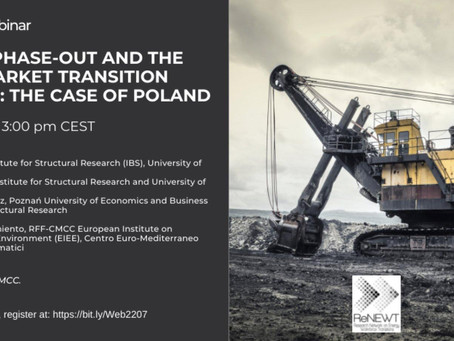 Coal Phase-out & the Labour Market Transition Pathways: the Case of Poland