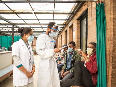"""Thanks to health workers of Bayalpata Hospital, I won COVID battle"""