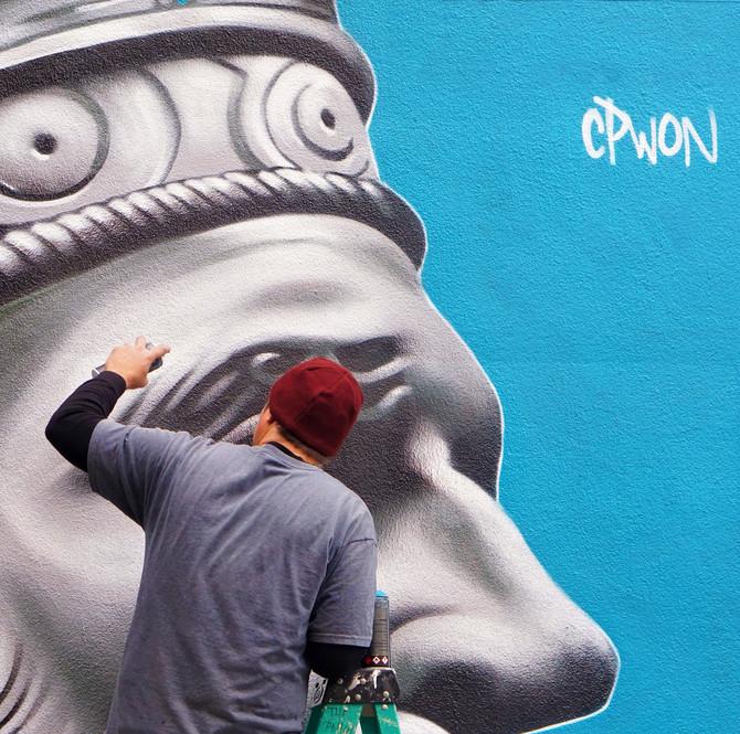 A new piece in NOLITA, New York