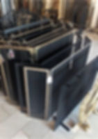 Mesh fireplace screens in stock at The Firplace Shop Ltd.