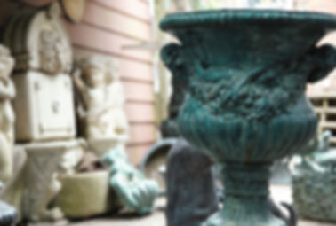 Sculptures and Fountains at The Fireplace Shop Ltd.
