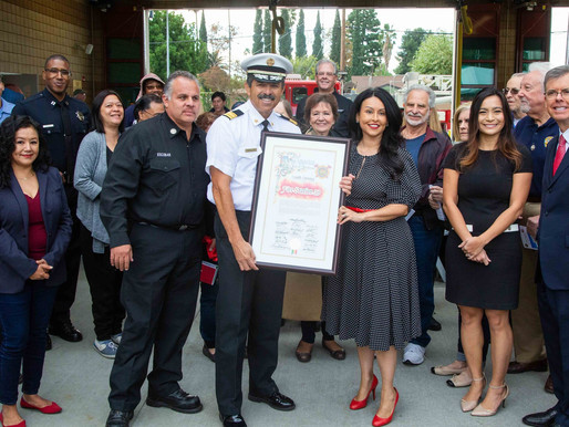 Van Nuys Fire Station 39 Gets New $37 Million Home