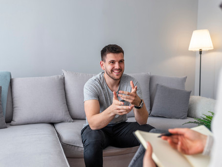 Getting Started with Therapy