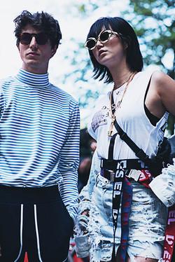 Street fashion editorial Geoff Nichols Photography