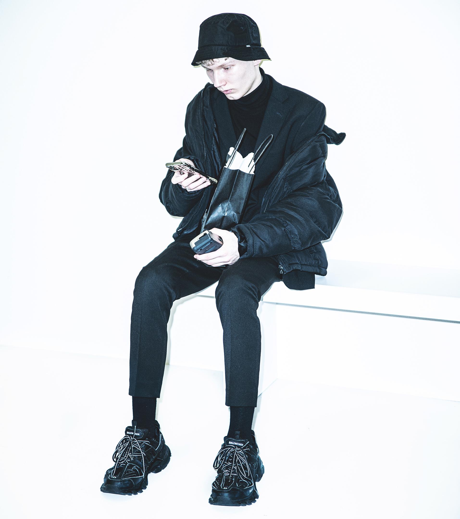 The Laboratory of Fashion Geoff Nichols Photography
