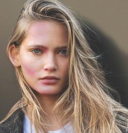 Windswept beauty editorial Geoff Nichols Photography