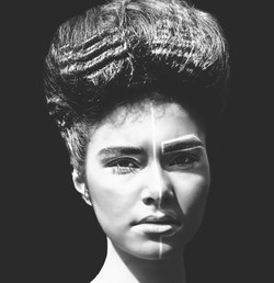 Model Portrait Geoff Nichols Photography