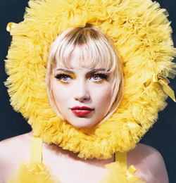 Yellow Canary Editorial Geoff Nichols Photography