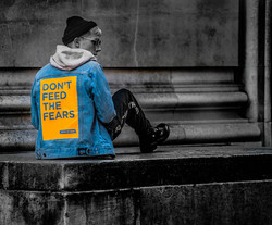 Dont Feed the Fears Geoff Nichols Photography