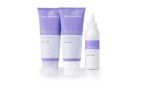 Tricho Scalp Balance Trio