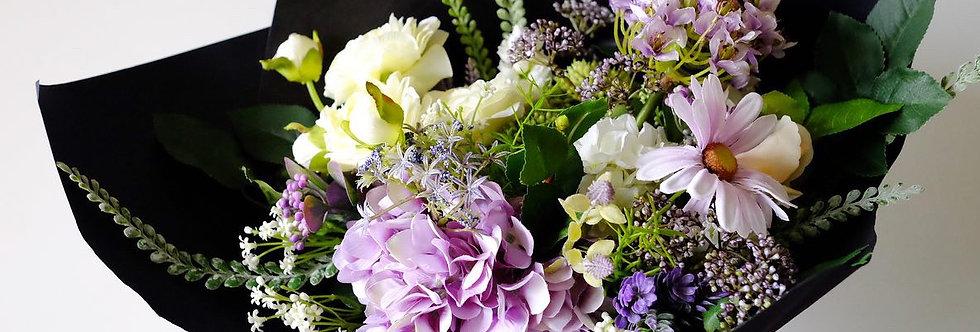 'Violet' - hydrangea & fellow sisters