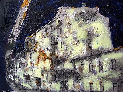 Мерзляковский переулок, 16