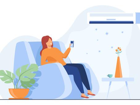 【自分ですぐできる】エアコンの簡単・効果的な掃除法【スプレーなし】