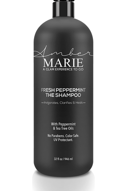 Fresh Peppermint Shampoo (32 oz)
