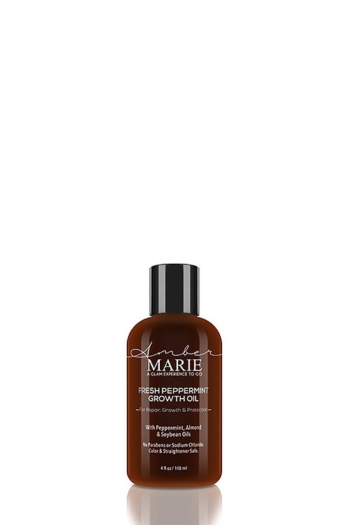 Fresh Peppermint Growth Oil (4 oz)