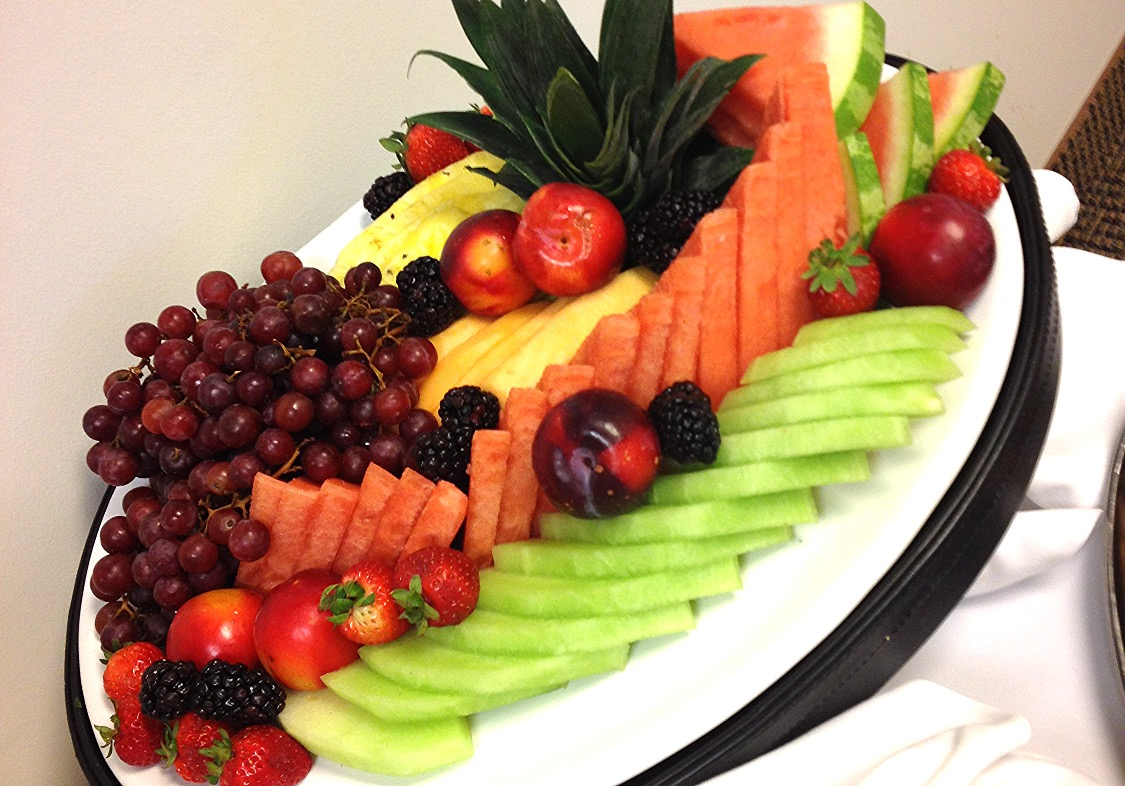Fresh Fruit Display